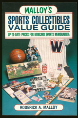 1993 Malloys Sports Collectibles Value Guide (438 Pages)