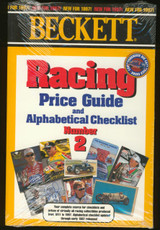 1997 Beckett Racing Price Guide Number 2 (NEW)