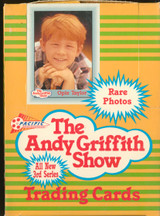 1991 PACIFIC ANDY GRIFFITH SERIES 3 (12) WAX BOXES