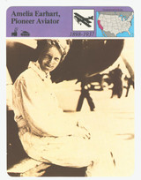 1979 Panarizon Publishing Corp. Amelia Earhart Aviator