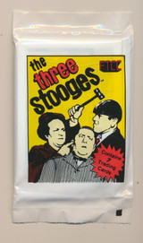 """1985 FTCC The Three Stooges Wax Pack  """""""""""