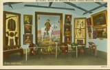 Buffalo Bill Post Card Art Gallery Lookout Mt. Colo.