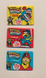 1988 Donruss Baseball Awesome All Stars Unopened Wax Packs  """"