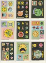 1989/90 Topps Stupid Smiles Stickers (TEST) Set 44   #*
