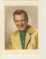 John Wayne  From Holland Blank Back  #*