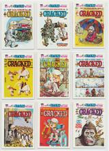 1978 Fleer Cracked Magazine Set 56/10   #*