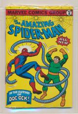 1981 Amurol Products Mini Comic Book  The Amazing Spiderman   #*