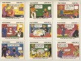 1985 WTW Productions Films Funnies (W/O Names) Reprint Set 24  """"