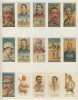1991 Nostalgia Reprints  Great Baseball Players Of The 1890 Set 28  """"