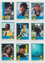 1983 Topps Jaws 3-D Set 44   #*