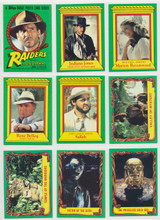 1981 Topps Raiders Of The Lost Ark Set 88  """"