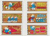 1982 Topps Smurf Supercards Set 56