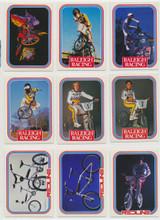 1984 Donruss BMX (Bikes Freestyle & Racing) Set 59   #*