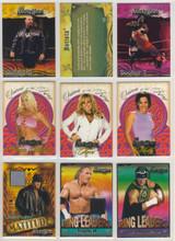 "2003 FLEER AGGRESSION ""WWF"" SET 78  """""