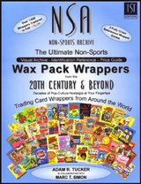 Non-Sports Archive Wrapper book (Hard Cover)