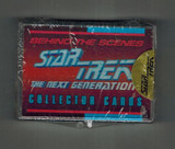 """1993 Star Trek the Next Generation Behind the Scenes 39-card Factory Sealed Sets Low Number  """""""""""