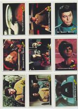 "1976 Topps Star Trek Set 88 NO STICKERS  """""