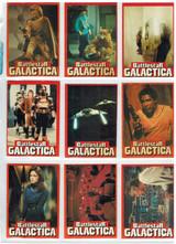 """1978 Wonder Bread Battlestar Galactia Set 36  """""""" Low Grade"""