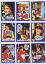 "1978 Topps Mort & Mindy Set 99 No Stickers  """""