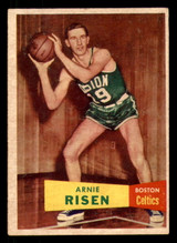 1957 Topps #40 Arnie Risen DP Ex-Mint
