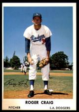 1961 Bell Brand Los Angeles Dodgers #38 Roger Craig Near Mint