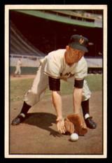 1953 Bowman Color #1 Davey Williams Ex-Mint