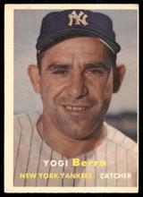 1957 Topps #2 Yogi Berra VG-EX  ID: 224649