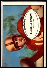 1953 Bowman #1 Eddie Lebaron Ex-Mint RC Rookie