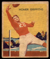 1935 National Chicle #13 Homer Griffiths Very Good RC Rookie
