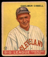 1933 Goudey #26 Bill Cissell Very Good RC Rookie