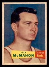 1957 Topps #66 Jack McMahon DP Ex-Mint RC Rookie