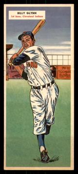 1955 Topps Double Header #59 Billy Glynn/Bob Miller Ex-Mint  ID: 300468