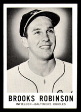 1960 Leaf #27 Brooks Robinson Ex-Mint  ID: 281274