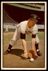 1953 Bowman Color #1 Davey Williams Good