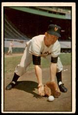 1953 Bowman Color #1 Davey Williams G-VG  ID: 255044