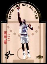 1993-94 Upper Deck Special Edition West All Stars #W15 Karl Malone NM Die Cut
