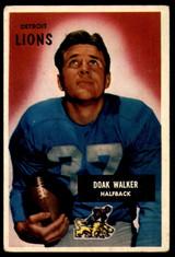 1955 Bowman #1 Doak Walker Very Good  ID: 243675