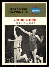 1961-62 Fleer #56 John Kerr Excellent+  ID: 288320