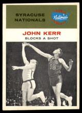 1961-62 Fleer #56 John Kerr Excellent+  ID: 262201
