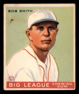 1933 Goudey #185 Bob Smith G-VG RC Rookie