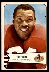 1954 Bowman #6 Joe Perry Excellent
