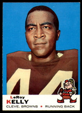 1969 Topps #1 Leroy Kelly Ex-Mint  ID: 260246