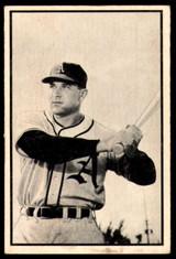 1953 Bowman Black and White #20 Eddie Robinson Very Good