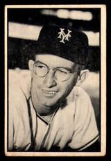1953 Bowman Black and White #3 Bill Rigney Very Good