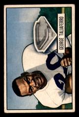1951 Bowman #8 George Taliaferro Excellent