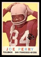 1959 Topps #80 Joe Perry Near Mint+