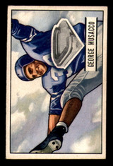 1951 Bowman #7 George Musacco Excellent+