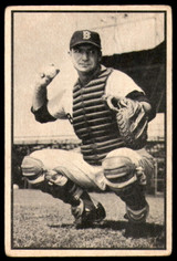 1953 Bowman Black and White #24 Del Wilber Very Good
