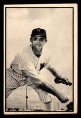 1953 Bowman Black and White #9 Walt Masterson G-VG