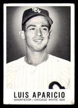 1960 Leaf #1 Luis Aparicio G-VG